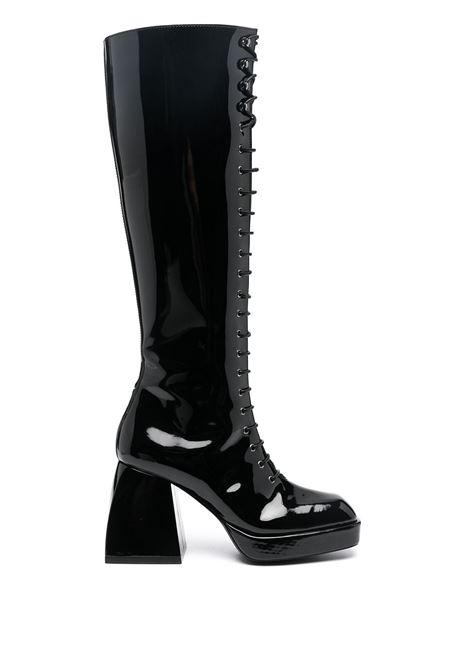 Stivali al ginocchio Bulla NODALETO | Stivali | NO42127BLKPTNT