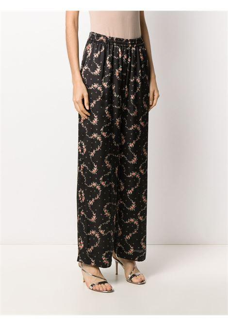 Pantaloni a fiori Donna PACO RABANNE | 20HCPA019P00208V060