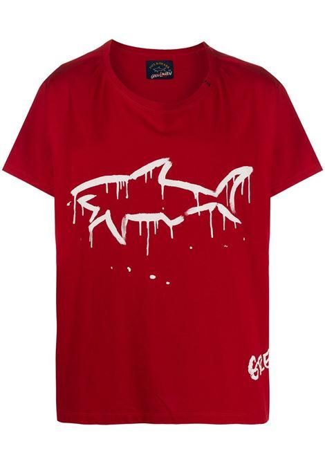 PAUL & SHARK X GREG LAUREN PAUL & SHARK X GREG LAUREN | T-shirt | A20P1513070