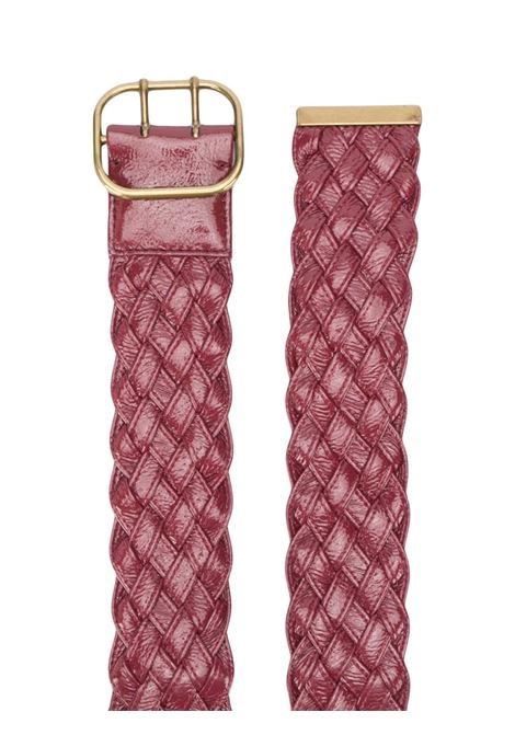 Woven waist belt PHILOSOPHY DI LORENZO SERAFINI   A30075741140
