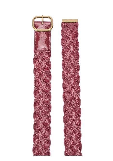 Braided belt PHILOSOPHY DI LORENZO SERAFINI   A30085741140