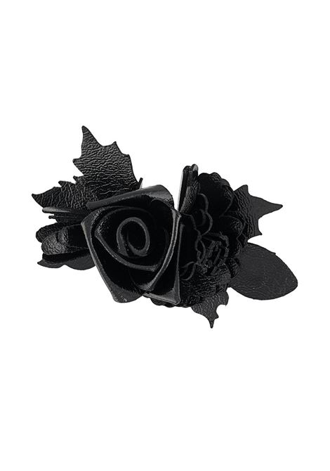 Black brooch PHILOSOPHY DI LORENZO SERAFINI |  | A38015741555