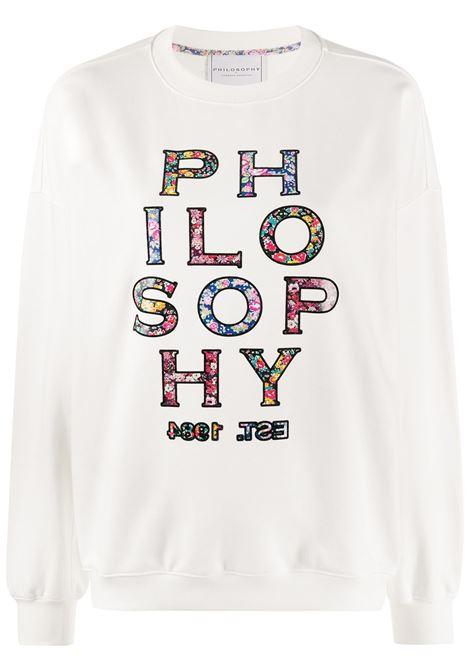 PHILOSOPHY DI LORENZO SERAFINI PHILOSOPHY DI LORENZO SERAFINI | Sweatshirts | J170157472