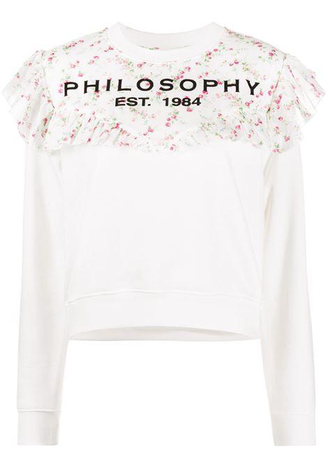 PHILOSOPHY DI LORENZO SERAFINI PHILOSOPHY DI LORENZO SERAFINI | Sweatshirts | J170357472