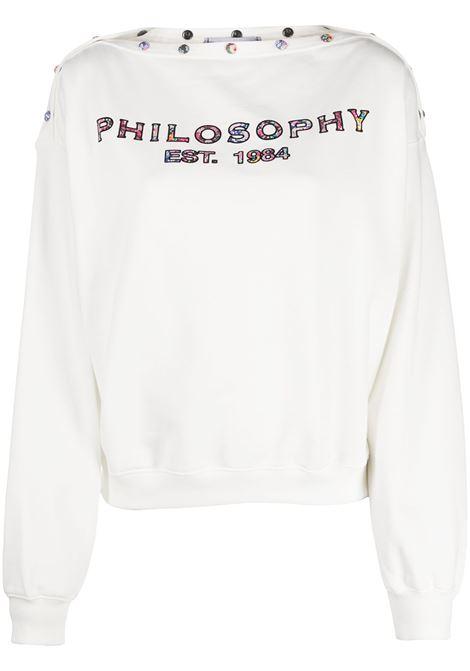 PHILOSOPHY DI LORENZO SERAFINI PHILOSOPHY DI LORENZO SERAFINI | Felpe | J170857472