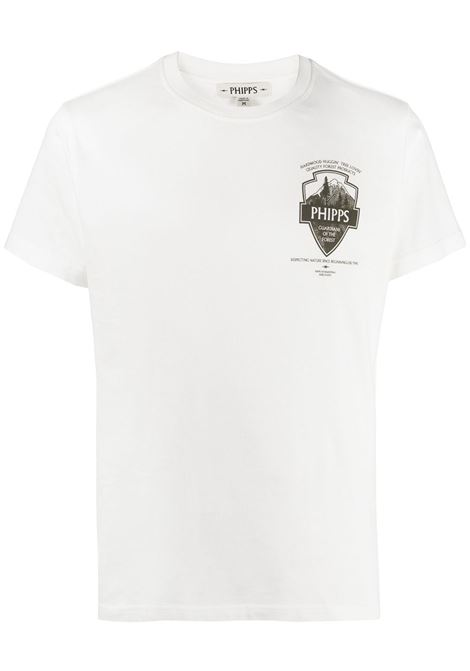 T-shirt con stampa PHIPPS | T-shirt | PHFW20N01AWHT