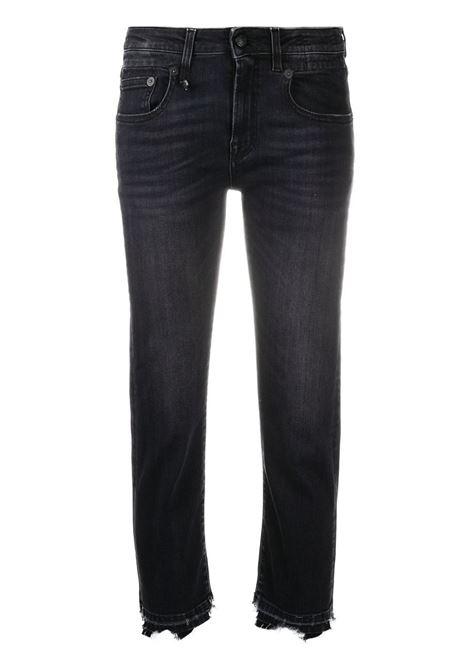 R13 R13 | Jeans | R13W0091186DSTRMBLK