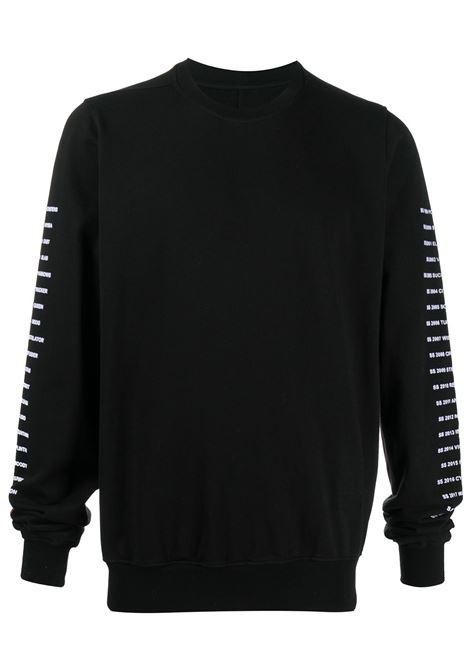 T-shirt a maniche lunghe RICK OWENS DRKSHDW | T-shirt | DU20F1270RIGEP409110