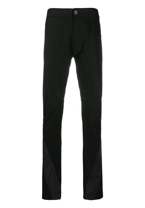 Pantaloni dritti a pannelli RICK OWENS DRKSHDW | Pantaloni | DU20F1359TWND09