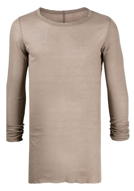 Long t-shirt RICK OWENS | T-shirt | RU20F3250MR124