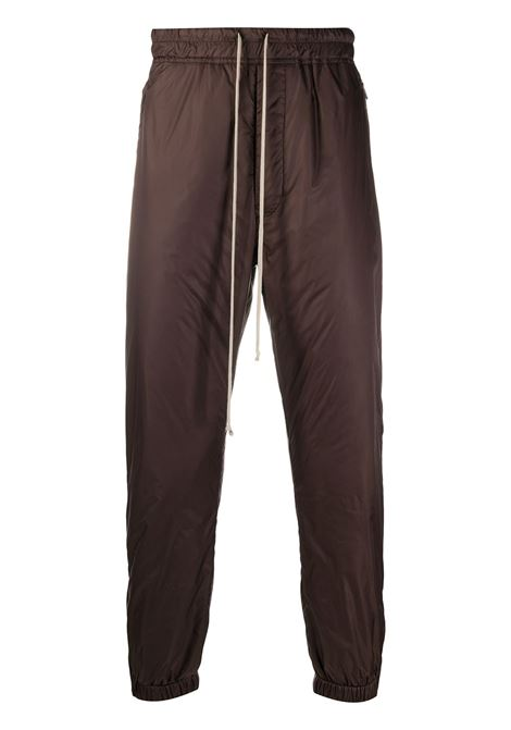 Drawstring waist trousers RICK OWENS | Trousers | RU20F3375NZ44