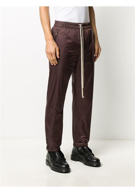 Pantaloni con coulisse Uomo RICK OWENS | RU20F3375NZ44