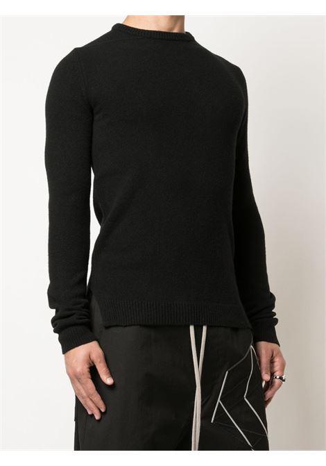 Round neck sweater RICK OWENS | RU20F3684WSBR09