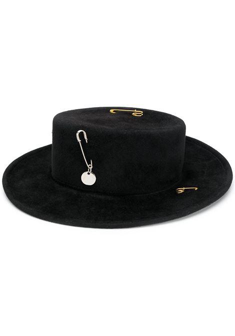 RUSLAN BAGINSKIY RUSLAN BAGINSKIY | Hats | CNT033FPRS2BLK