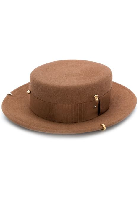 RUSLAN BAGINSKIY RUSLAN BAGINSKIY | Hats | CNT036FPRSBRWN