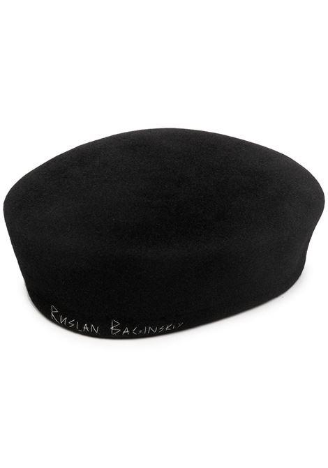 RUSLAN BAGINSKIY RUSLAN BAGINSKIY | Hats | MMM033FBLK