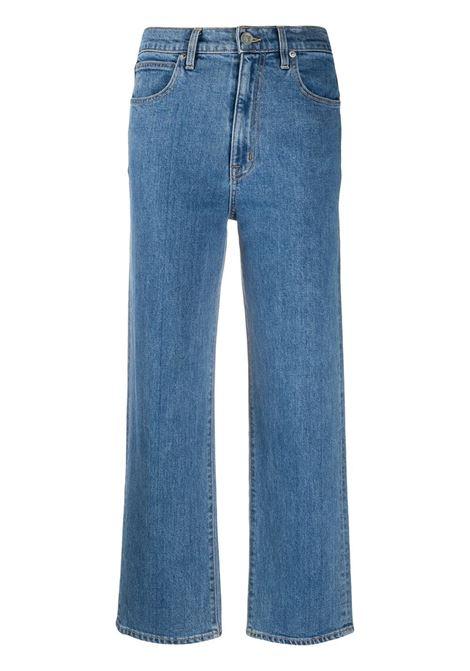 Cropped jeans SLVRLAKE | Jeans | LNDC506OFBLU
