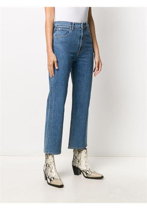 Cropped jeans SLVRLAKE | LNDC506OFBLU
