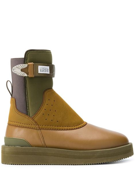 Perforated panel ankle boots SUICOKE | Ankle-Boots | OG255OLV