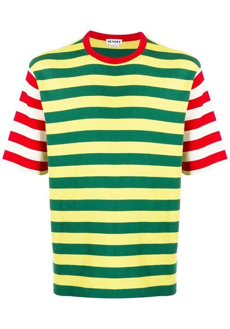 SUNNEI SUNNEI | T-shirt | T01MLTSTRPS