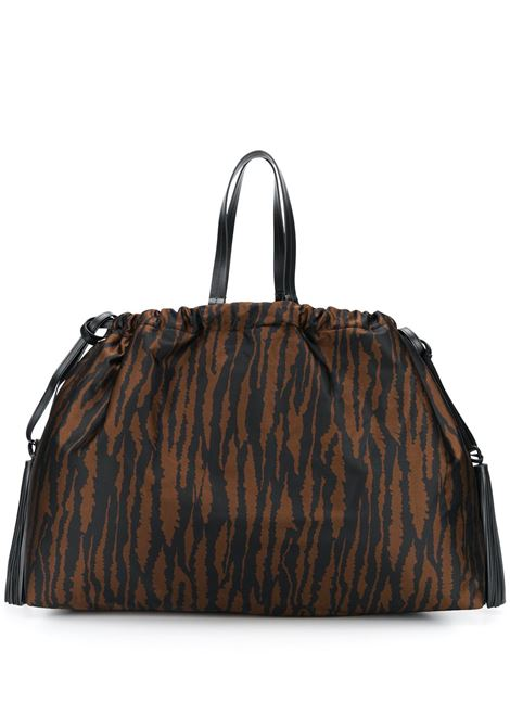 Animal print handbag THE ATTICO | Hand bags | 202WAH01P030048