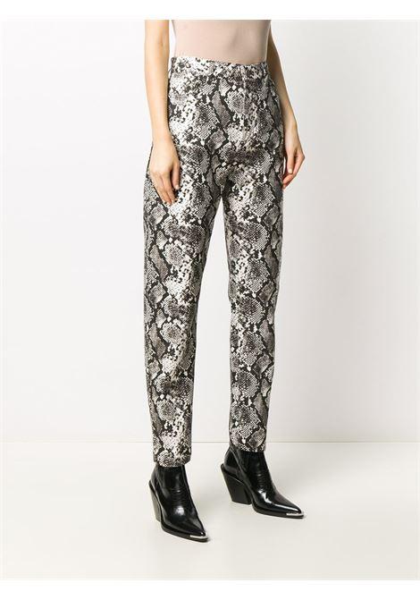 Pantalone con stampa Donna THE ATTICO | 202WCP11EL001084