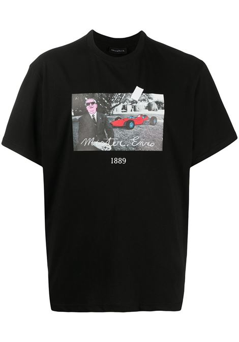 THROWBACK THROWBACK | T-shirt | TBTMRENZOBLK