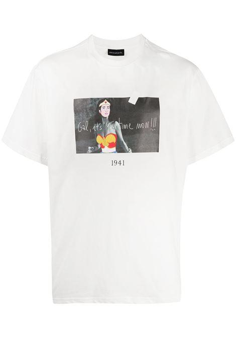 THROWBACK THROWBACK | T-shirt | TBTWONDERWHT