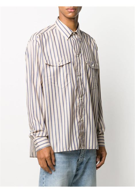 Pinstripe shirt TOM WOOD | 20406517