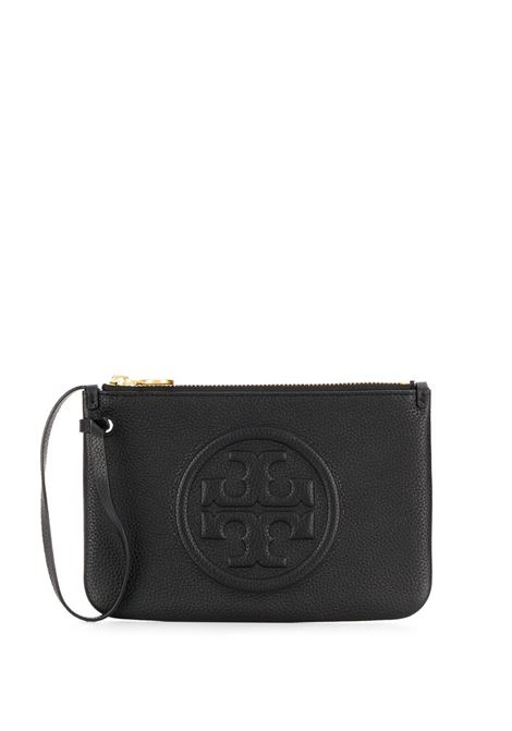 Logo Clutch TORY BURCH | Clutch bags | 56356001