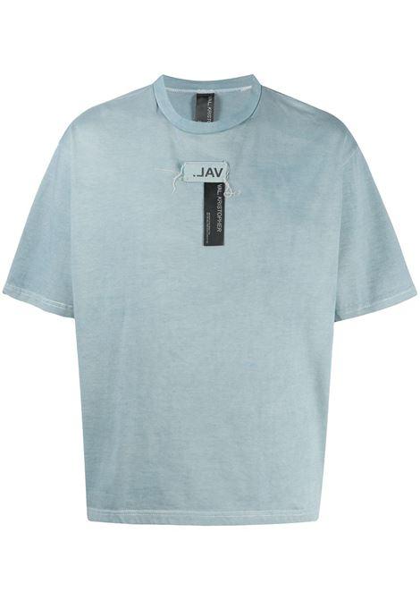 VAL.KRISTOPHER VAL.KRISTOPHER | T-shirt | 20201002DEBLUE