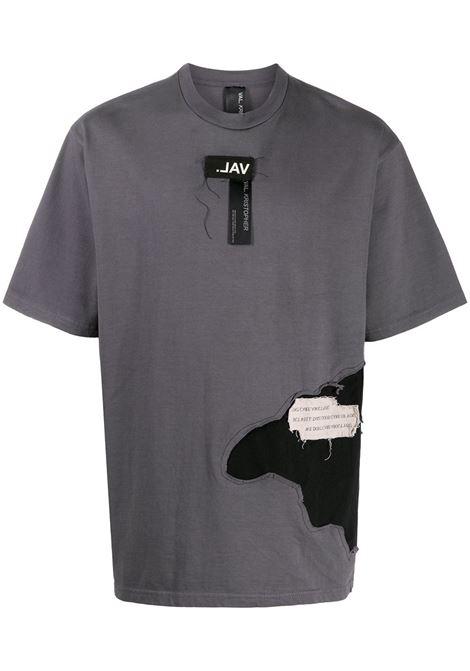 VAL.KRISTOPHER VAL.KRISTOPHER   T-shirt   20201016BURBLK