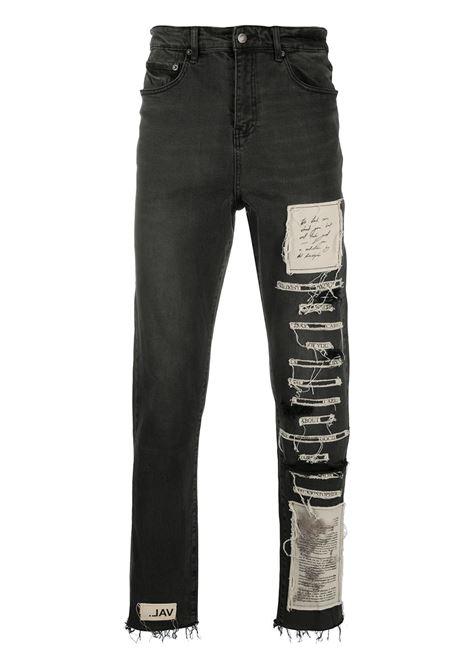 VAL.KRISTOPHER VAL.KRISTOPHER | Jeans | 20201110FADBLK