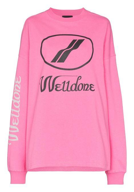 WE11DONE WE11DONE   Sweatshirts   WDTP420712UPK