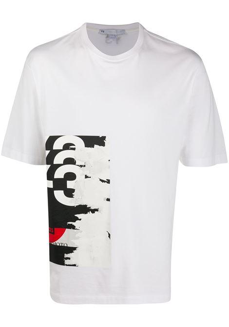 Y-3 Y-3 | T-shirt | GK4389WHT