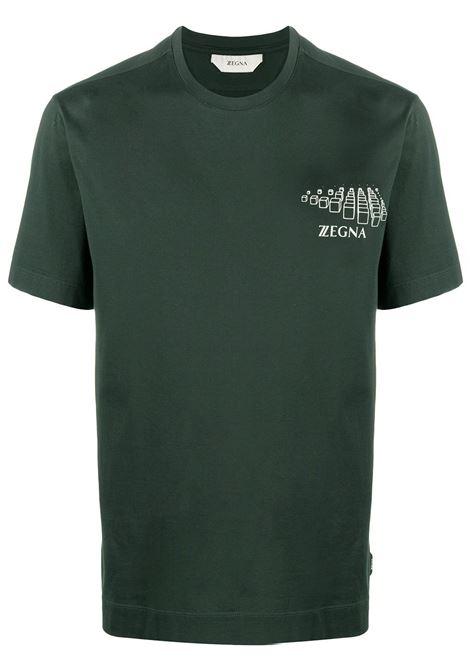 Z ZEGNA Z ZEGNA | T-shirt | ZZ630SVV3726S4