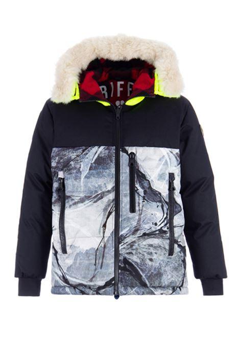 USMC hooded jacket GRIFFIN | Outerwear | GW2007ASNWCMBLK