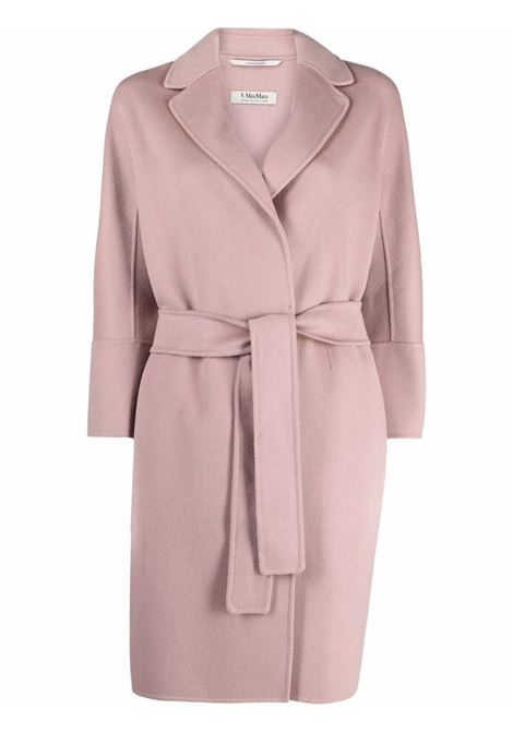 Cappotto arona rosa antico - donna 'S MAXMARA | 90161019600074