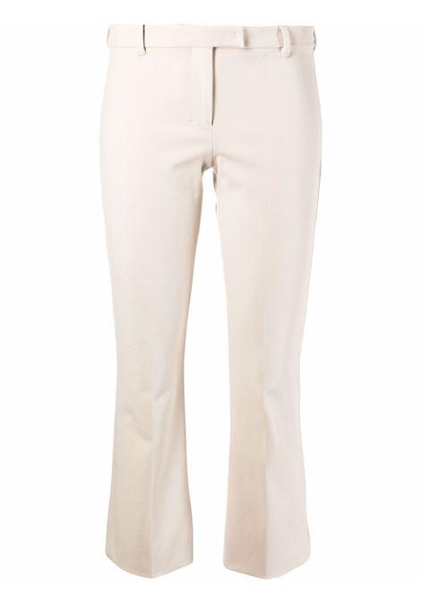 Pantaloni umanita a sigaretta bianchi a vita media - donna 'S MAXMARA | 91360619600020