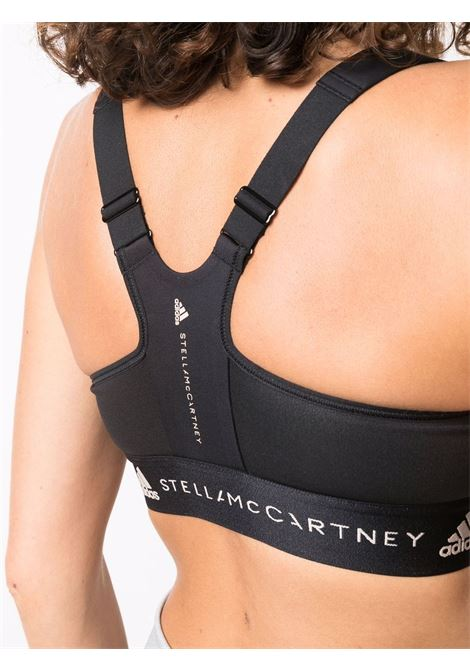 Black TrueStrength sports bra - women  ADIDAS BY STELLA MC CARTNEY | GU9456BLK