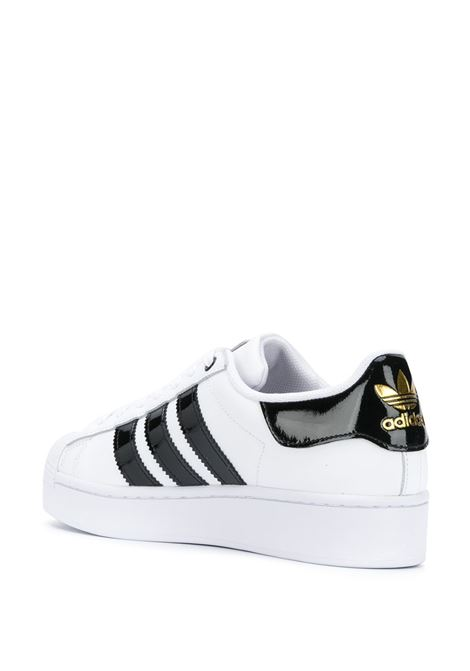 Sneakers basse Superstar bold in bianco - donna ADIDAS | FV3336WHT