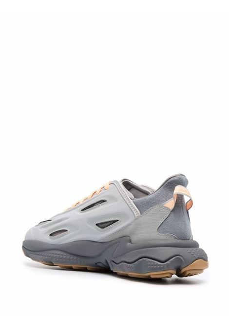 Grey Ozweego Celox low-top sneakers - men  ADIDAS | H04234GRY