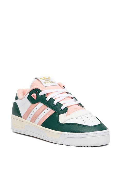 Sneakers Rivalry Premium in verde e rosa - unisex ADIDAS | H04363PNKGRN