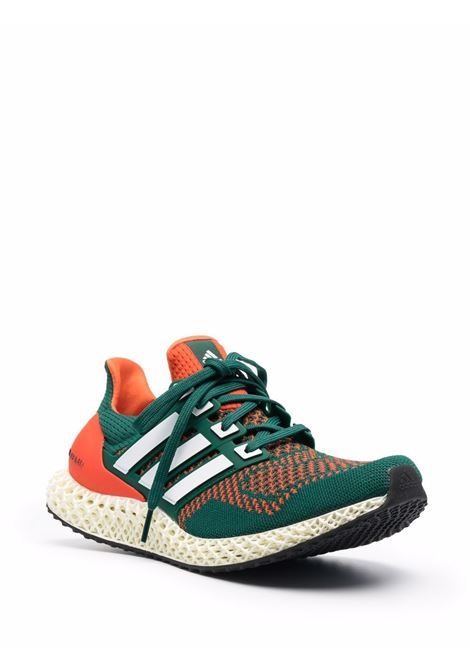 Green Ultra 4D sneakers - men  ADIDAS | Q46439CLLGRN