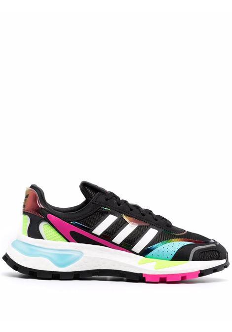 Sneakers Retropy P9 in nero - uomo ADIDAS   Q47100GUM5