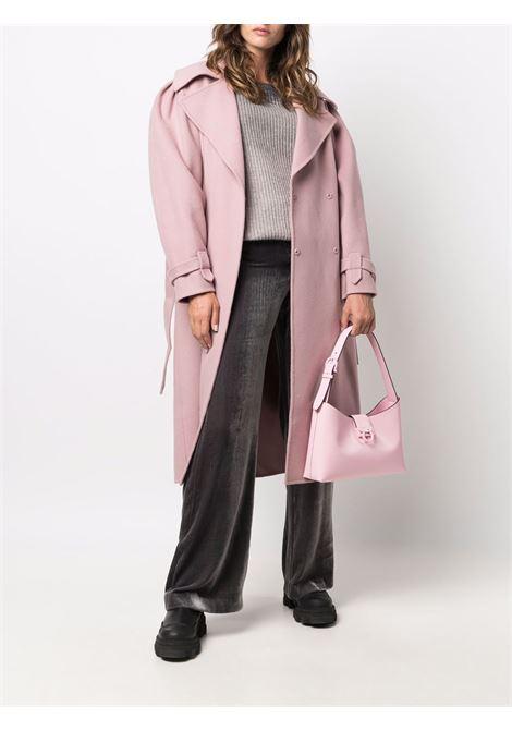 Maglione con effetto sfumato in grigio - donna ALBERTA FERRETTI | A090866071492