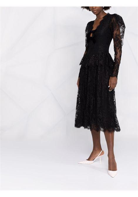 Cocktail dress in black - women ALESSANDRA RICH | FAB2570P3391900
