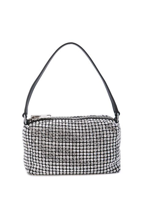 Heiress mini bag black and white - women  ALEXANDER WANG | 2019P0813J100