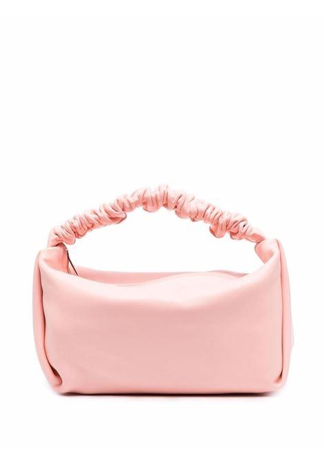 Borsa a mano scrunchie opaca rosa- donna ALEXANDER WANG | 20321R37L691