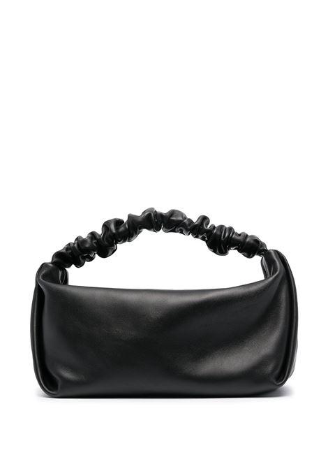 Scrunchie hand bag black -women  ALEXANDER WANG   Hand bags   20C220R153001